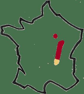 Region Bourgogne Beaujolais vin
