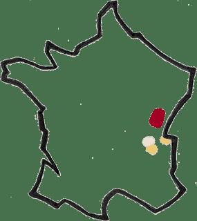 Région Jura Savoie Bugey vin