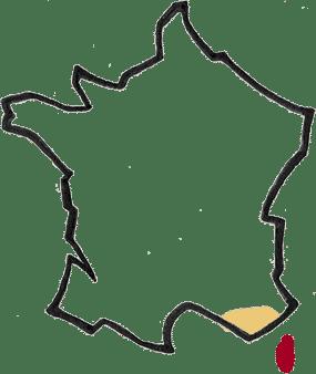 Région Provence Corse vin