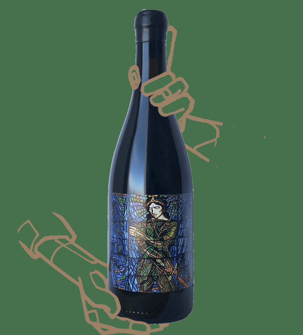 aeterno du temps de copains est un vin naturel de Loire