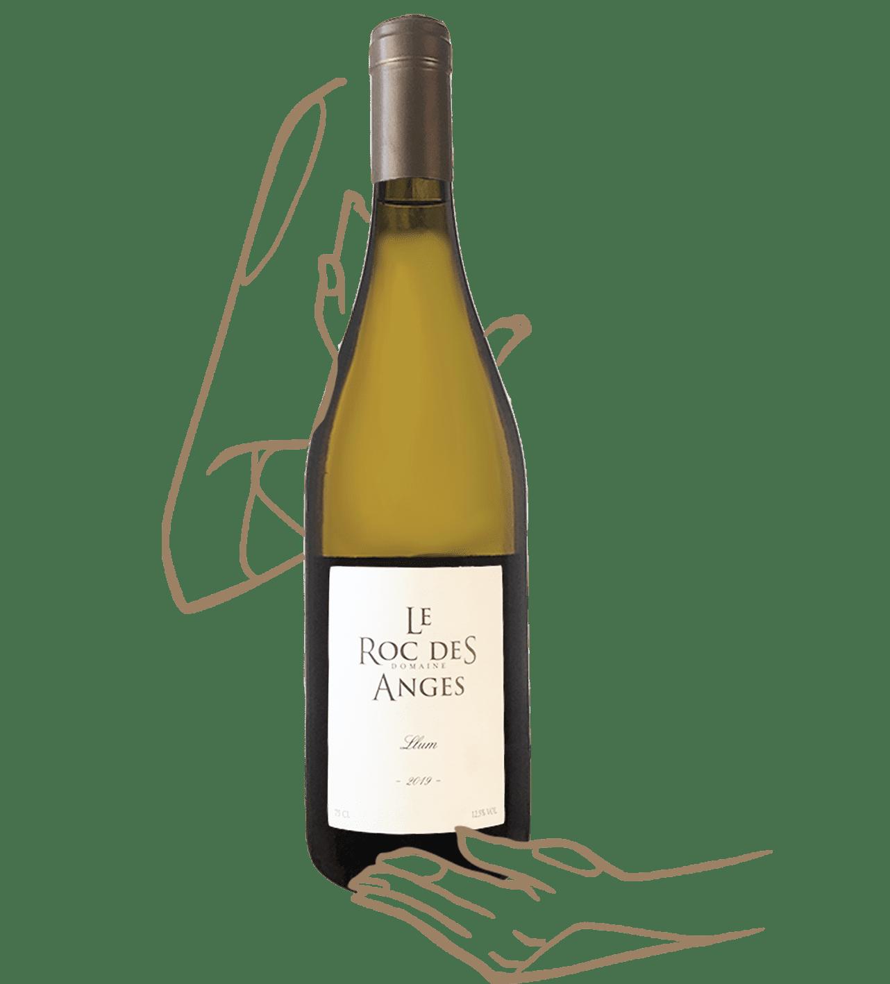 Llum du domaine Roc des Anges est un vin biodynamique du Roussillon
