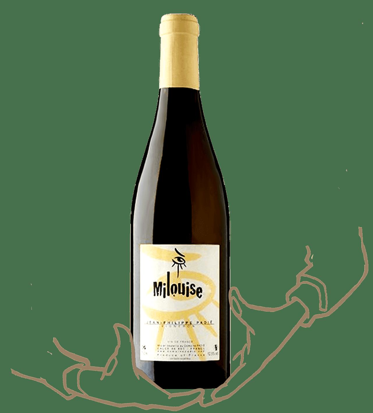 Milouise du domaine Padié est un vin naturel du Roussillon