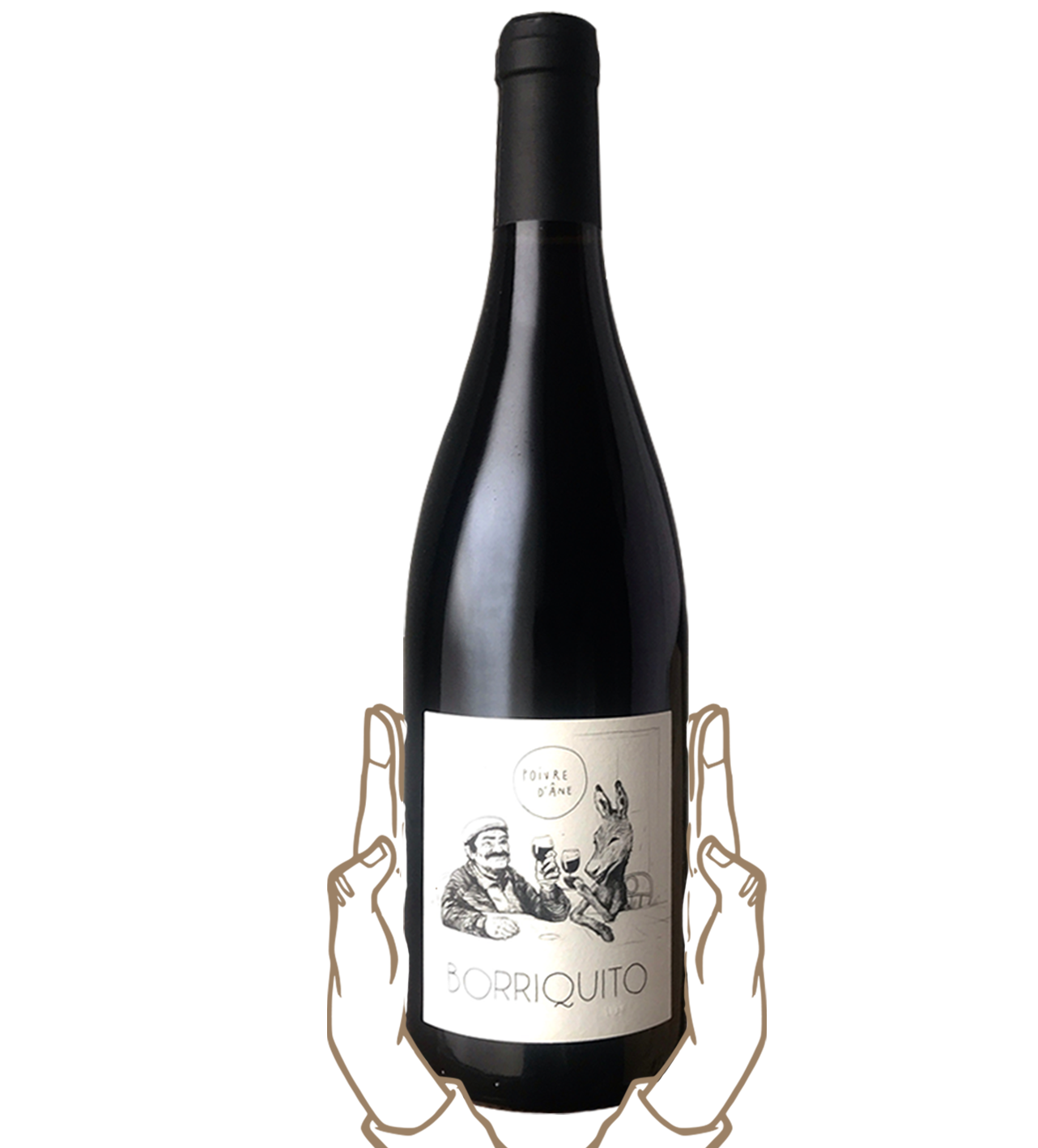 Borriquito is a wine from poivre d'ane