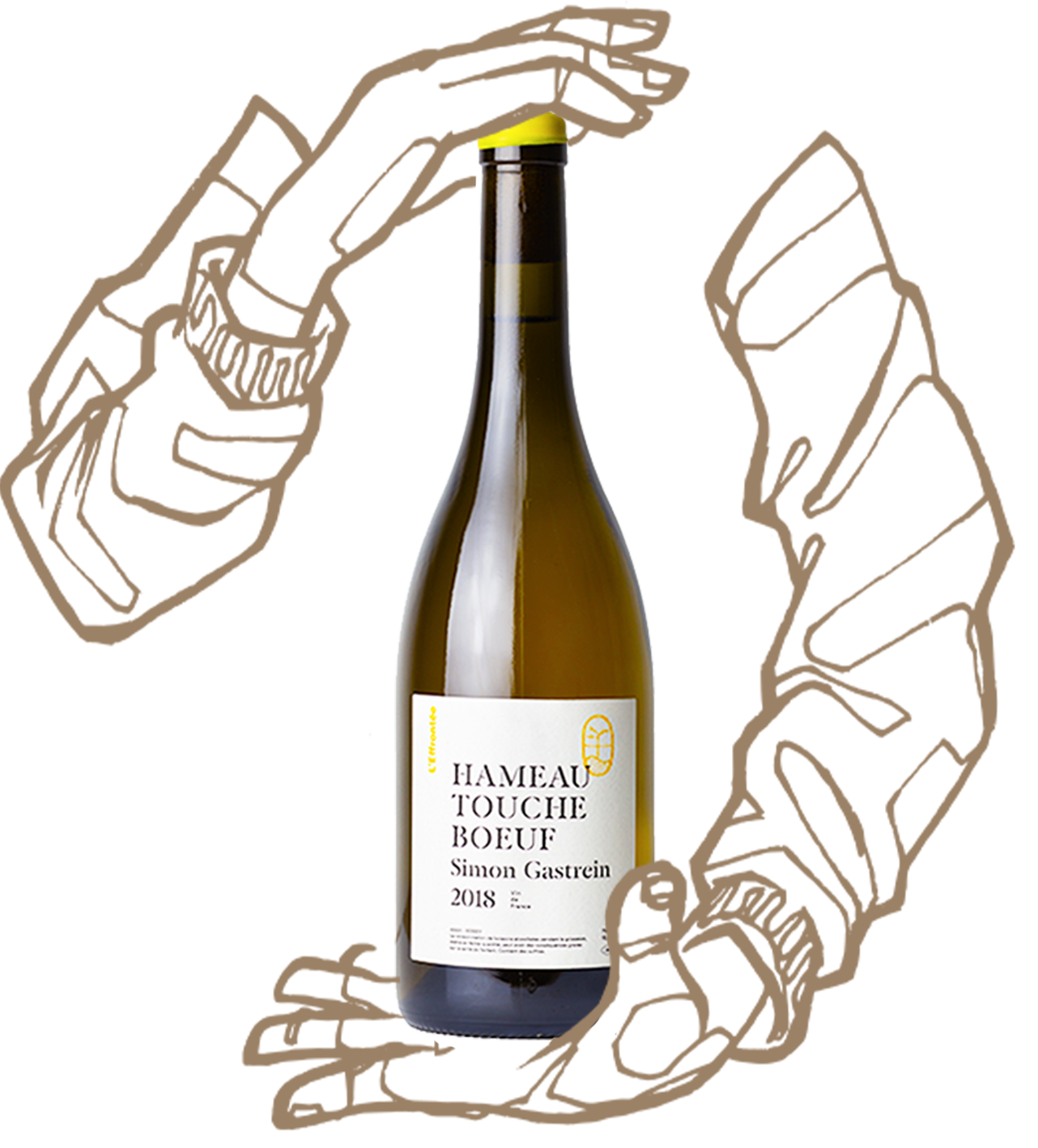 Hameau toucheboeuf, L'Effrontée, natural wine
