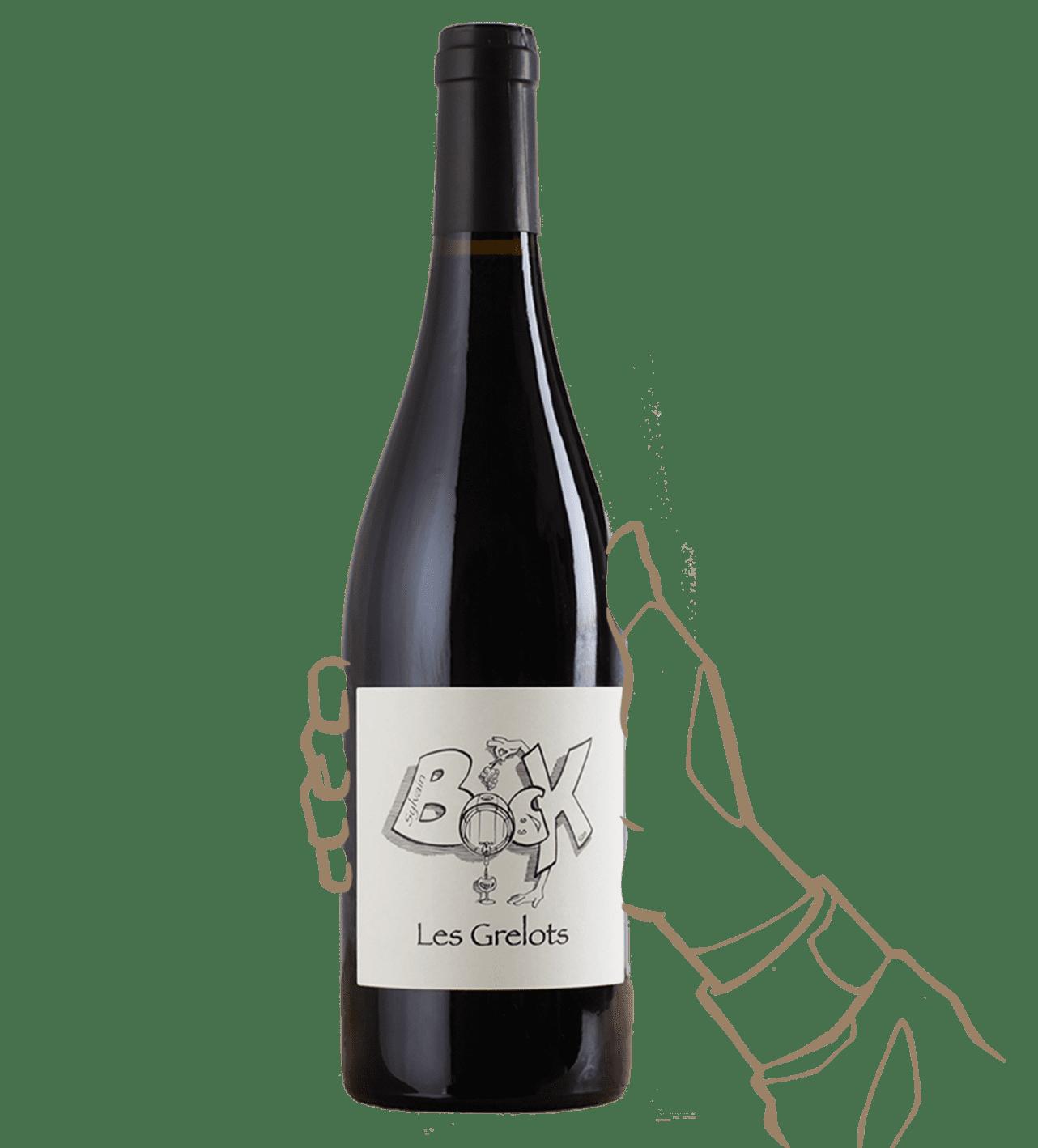 Les Grelots de Sylvain Bock est un vin naturel d'Ardèche