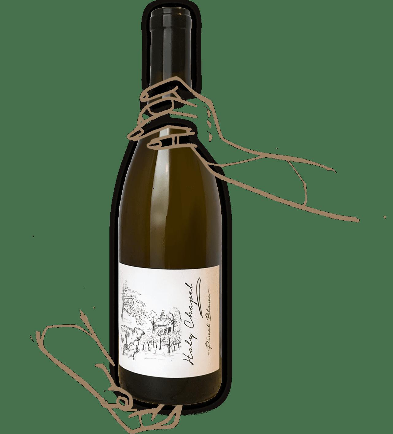 Holy Chapel du domaine Brandbros est un vin naturel d'allemagne