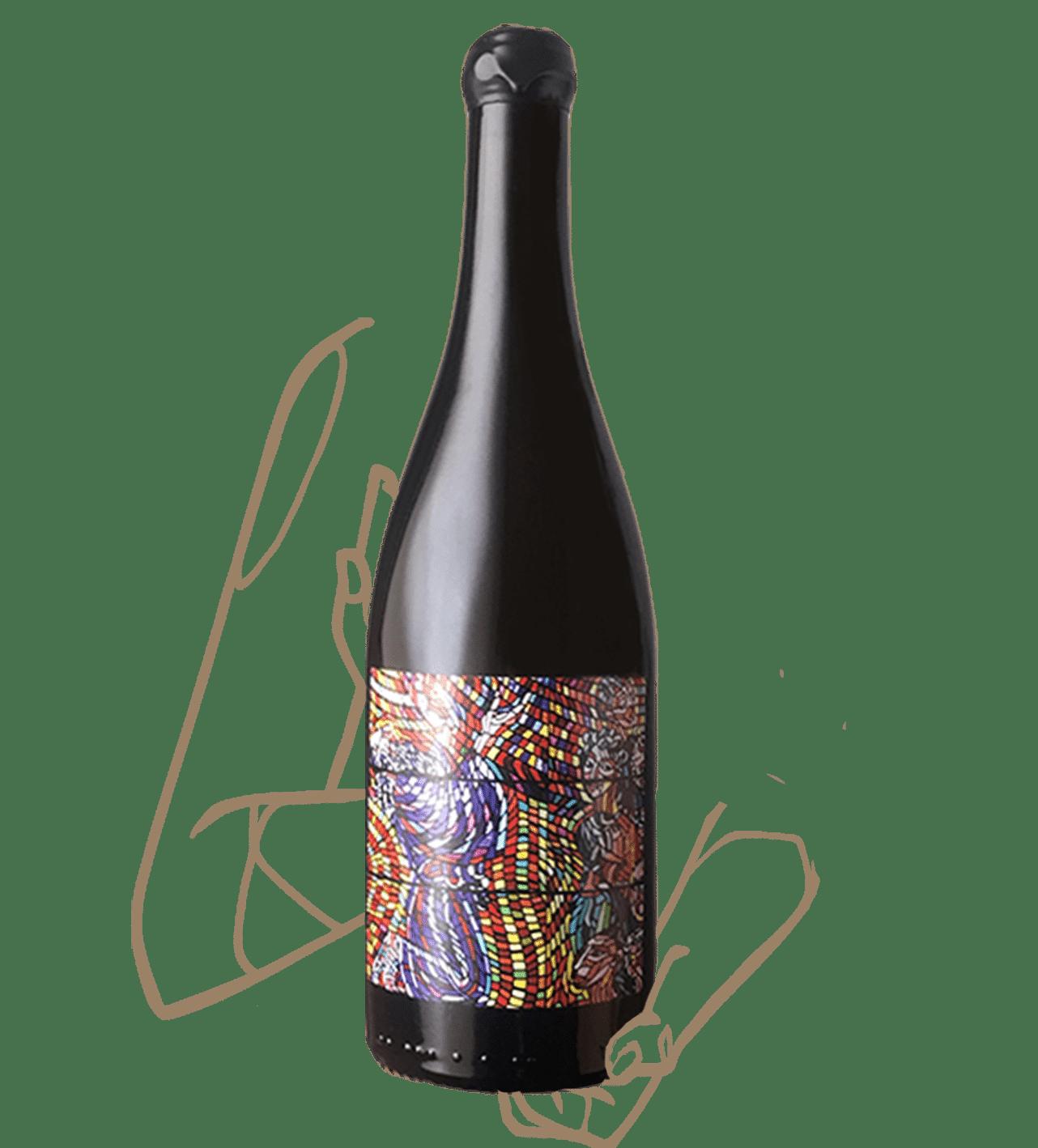 Gloria est un vin naturel du domaine le temps des copains en Loire
