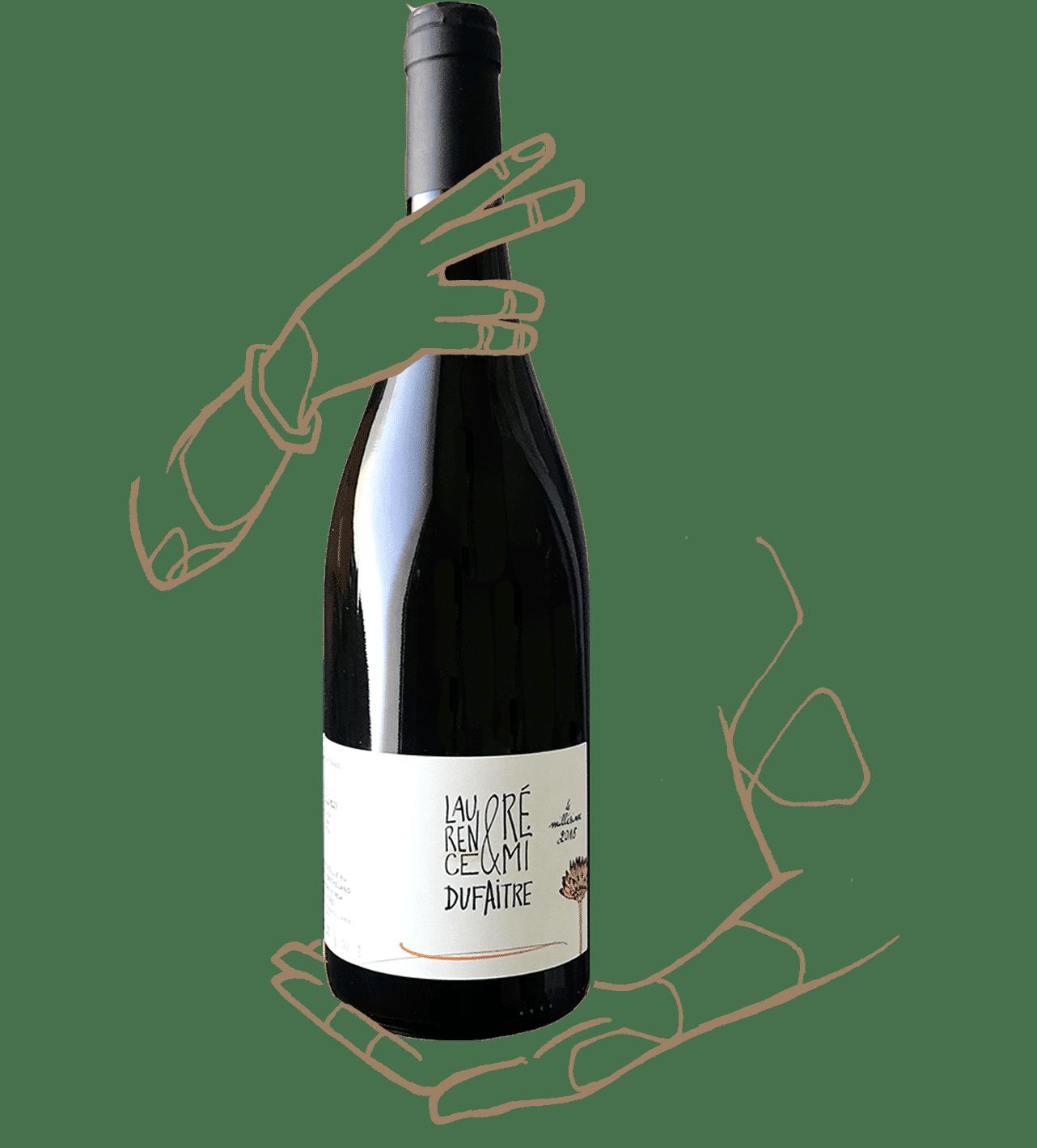 Julienas est un vin naturel rouge du domaine Dufaitre