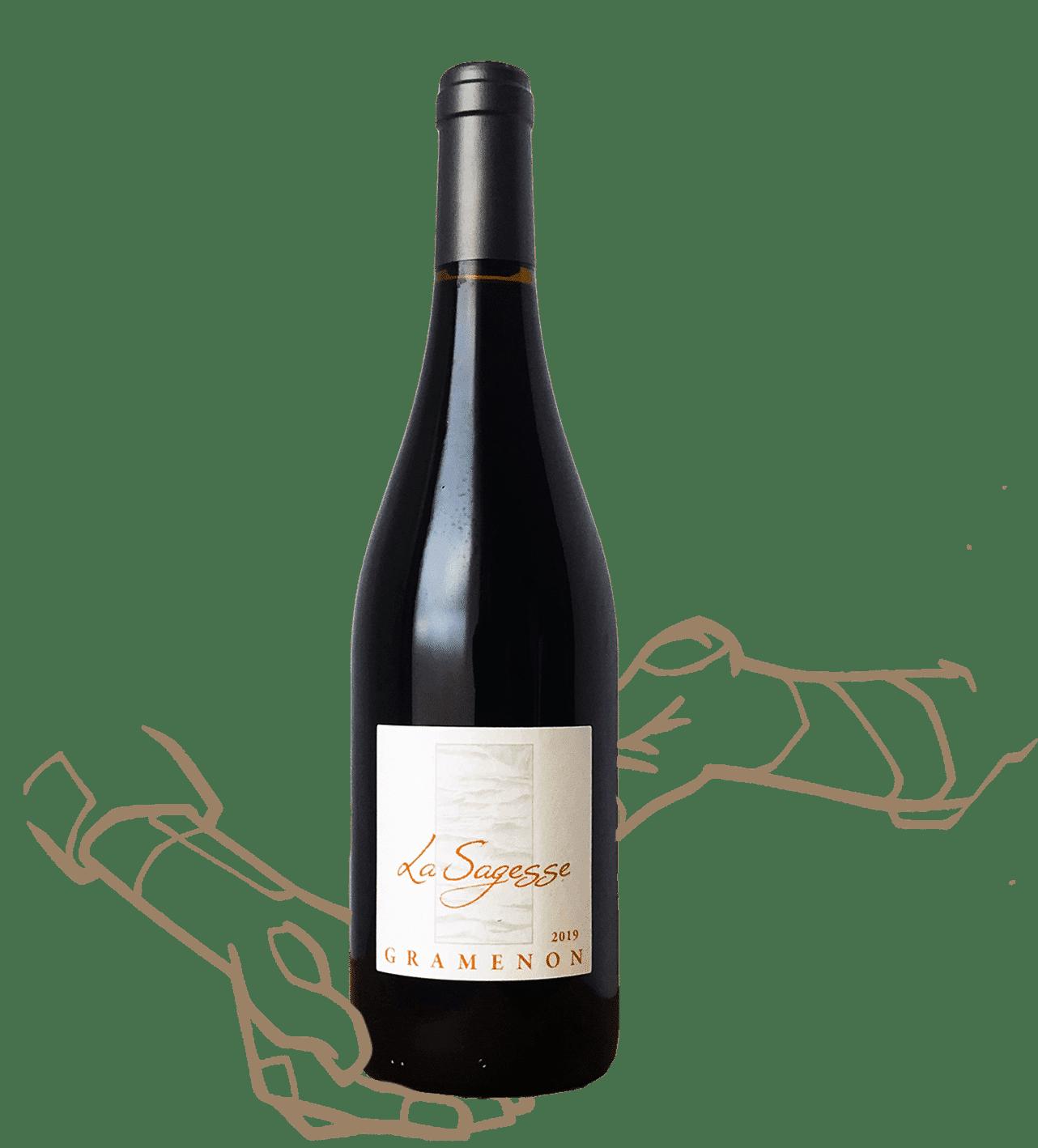 La sagesse du domaine de gramenon est un vin naturel