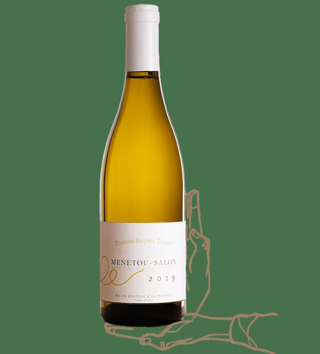 Menetou salon est un vin blanc naturel de loire