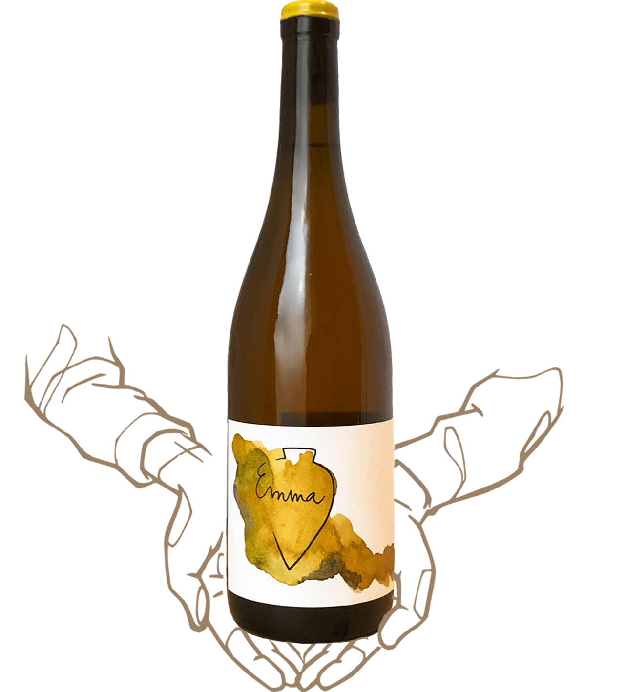 Emma riesling du domaine Vega aixala est un vin naturel catalan
