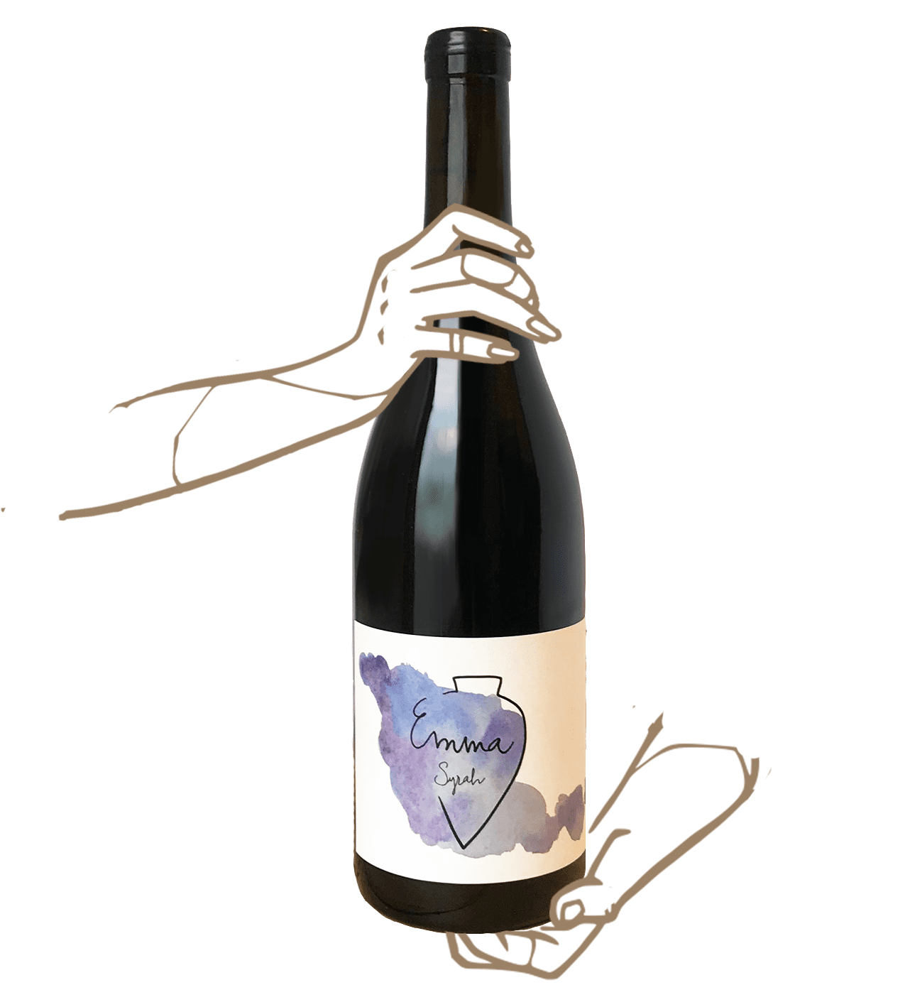 emma syrah du domaine vega aixala est un vin naturel catalan