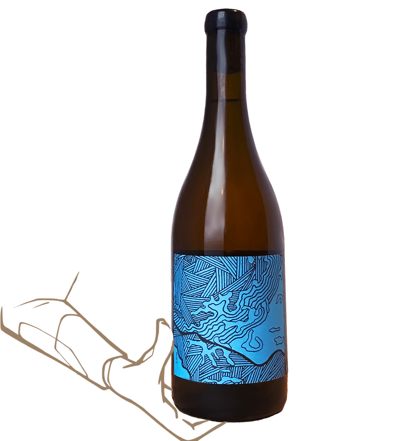 Greek connection est un vin orange du vin des potes et de jason ligas