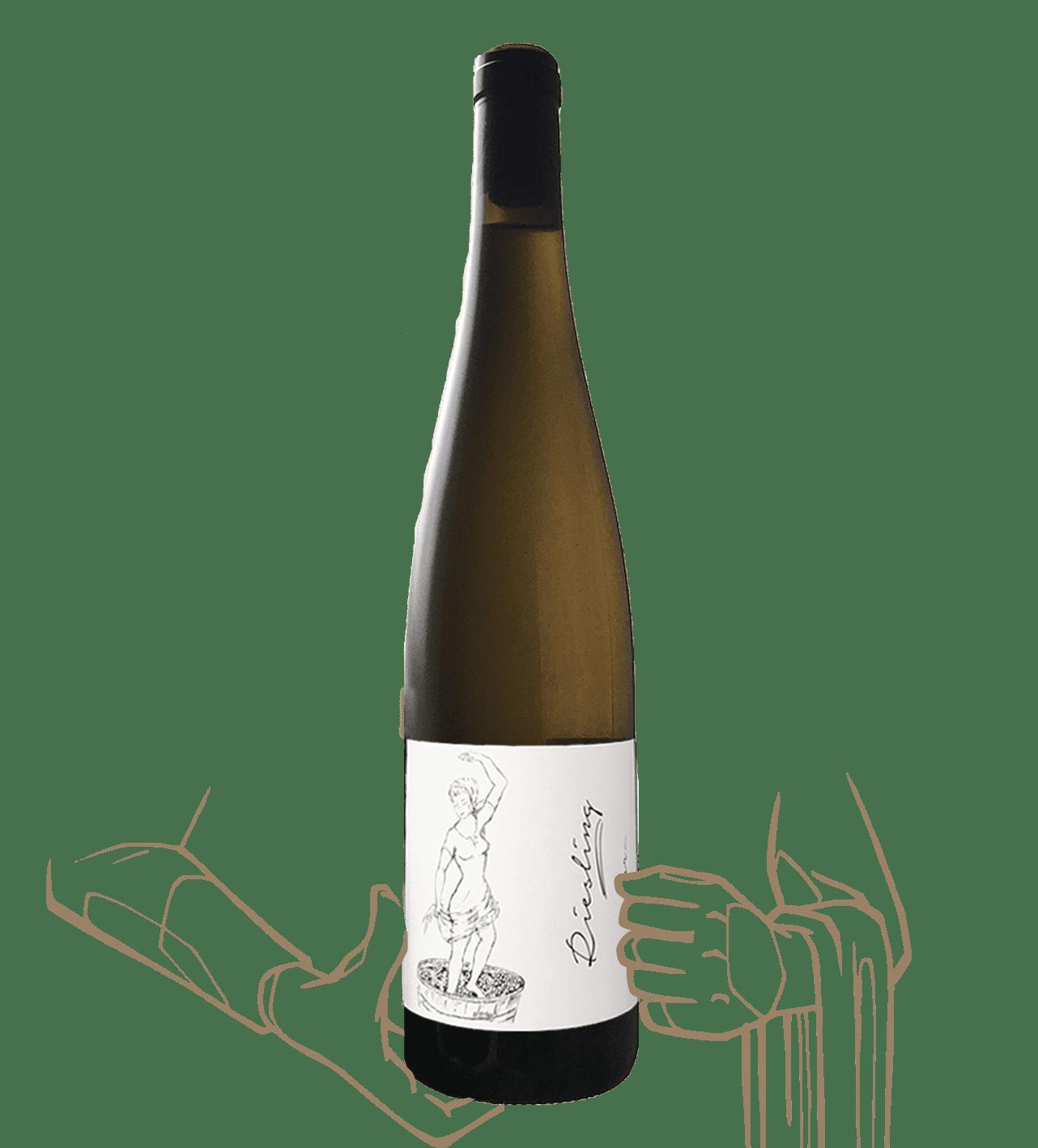 Riesling de Brand Bros, vin naturel d'Allemagne