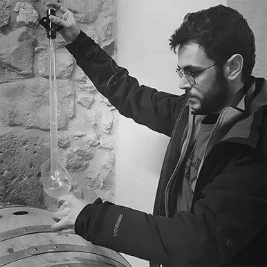 Bodega Clandestina, Ferran Lacruz