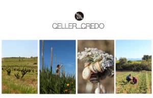 Celler Credo, vin biodynamique espagne