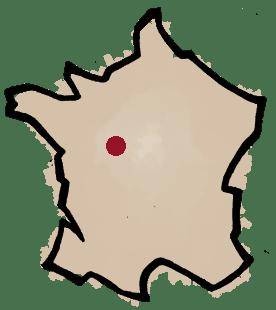 Domaine Jousset carte vin naturel