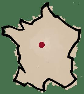 DOMAINE PHILIPPE GILBERT - CARTE