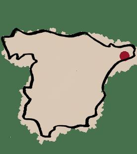 ELS VINYERON - CARTE