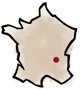 HAMEAU TOUCHE BOEUF - CARTE