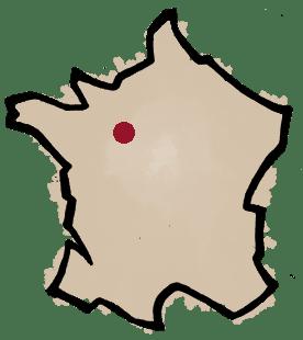Domaine MAISONS ROUGES - CARTE