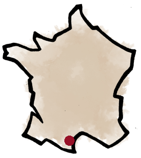 Carte domaine padié