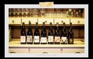 Bouteilles vins poivre d'âne