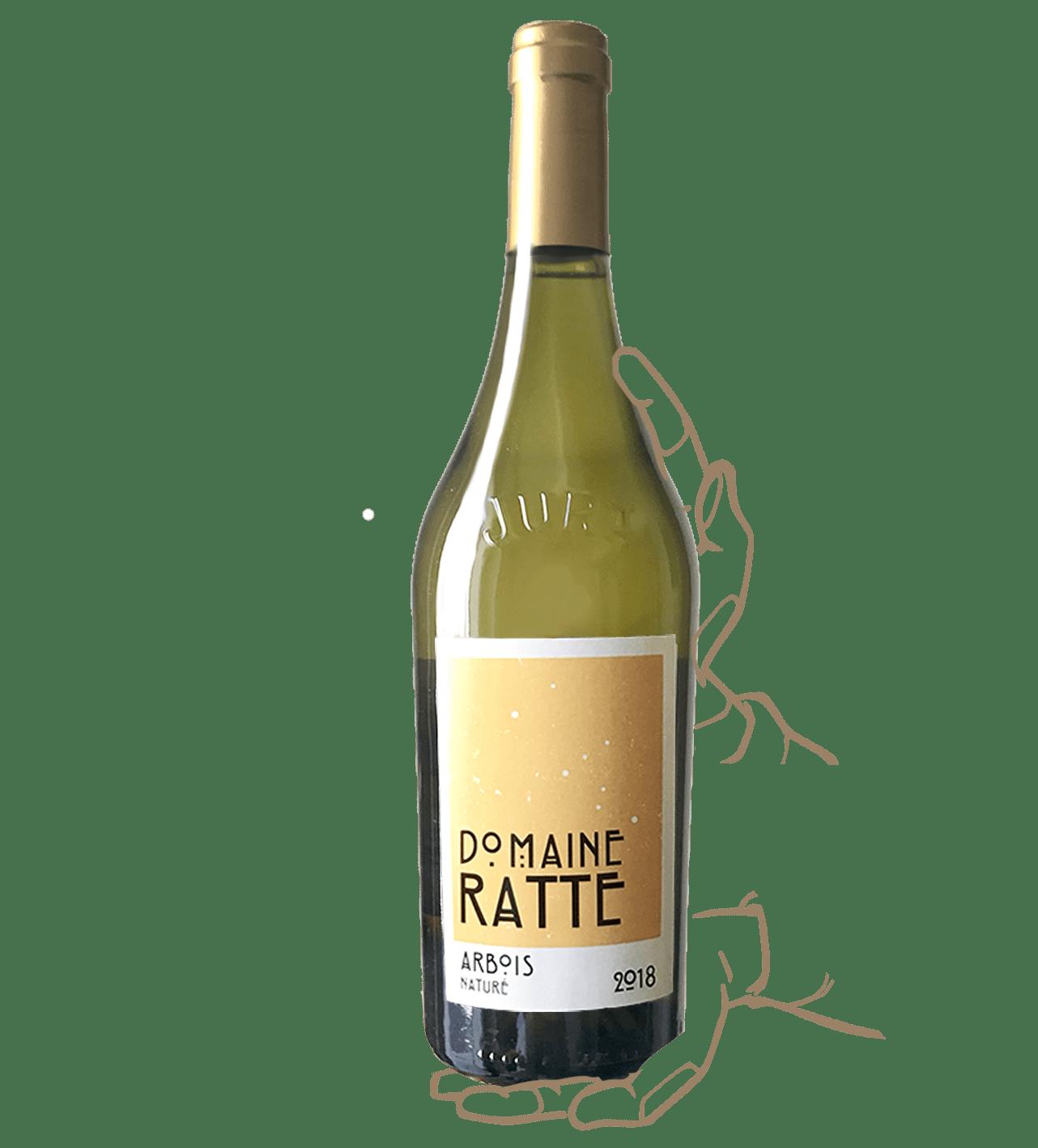 Domaine Ratte - Naturé, vin naturel du jura