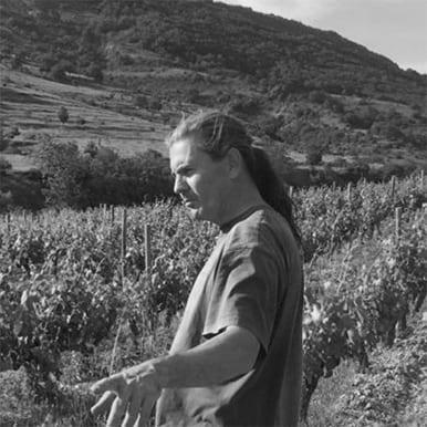 Sylvain Bock, vigneron naturel