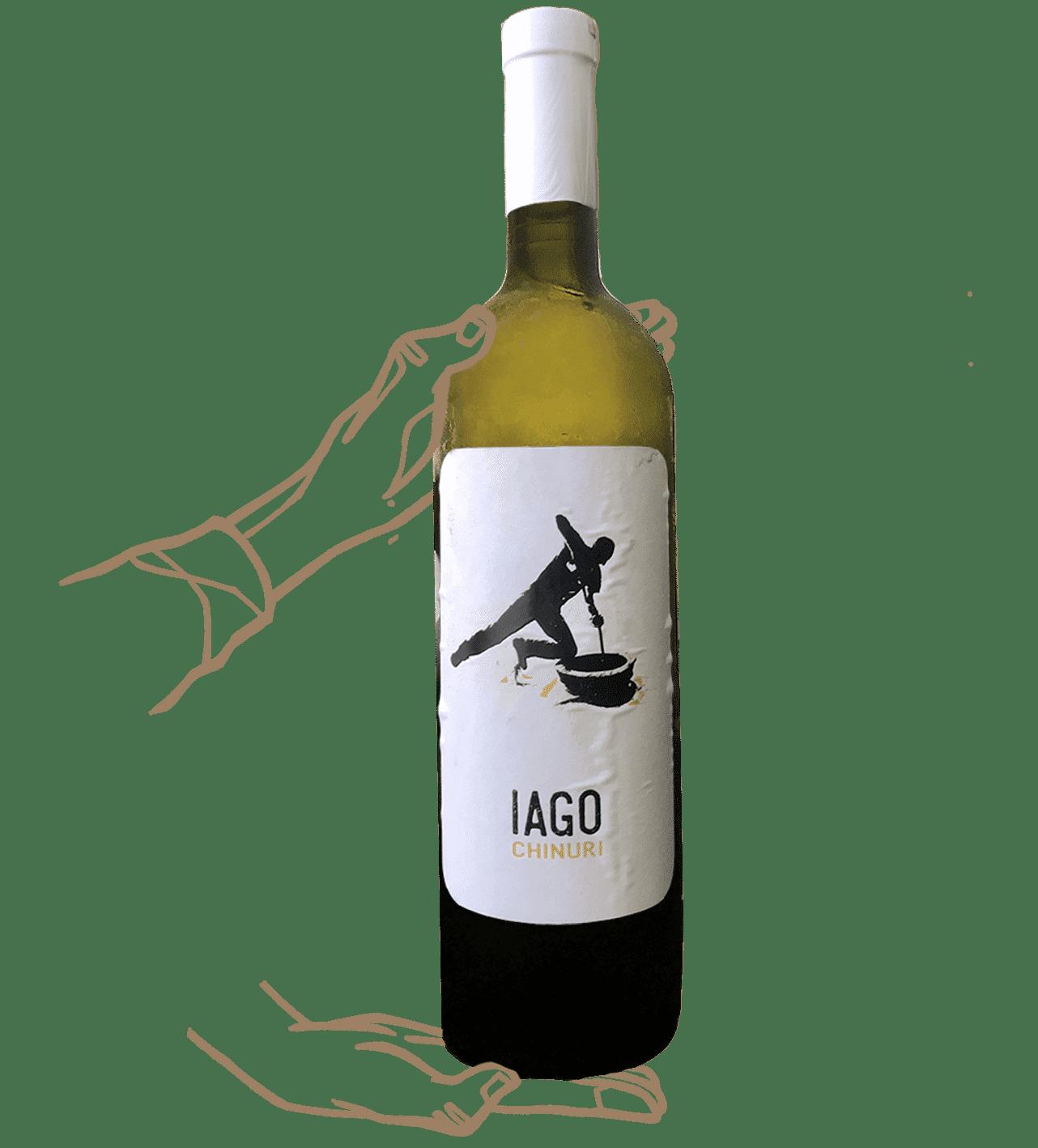 CHINURI de IAGO'S WINE est un VIN ORANGE GEORGIE