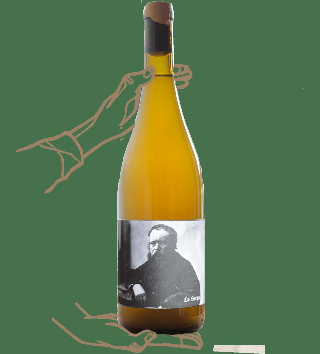 Pierre Joseph de la Sorga est un vin orange