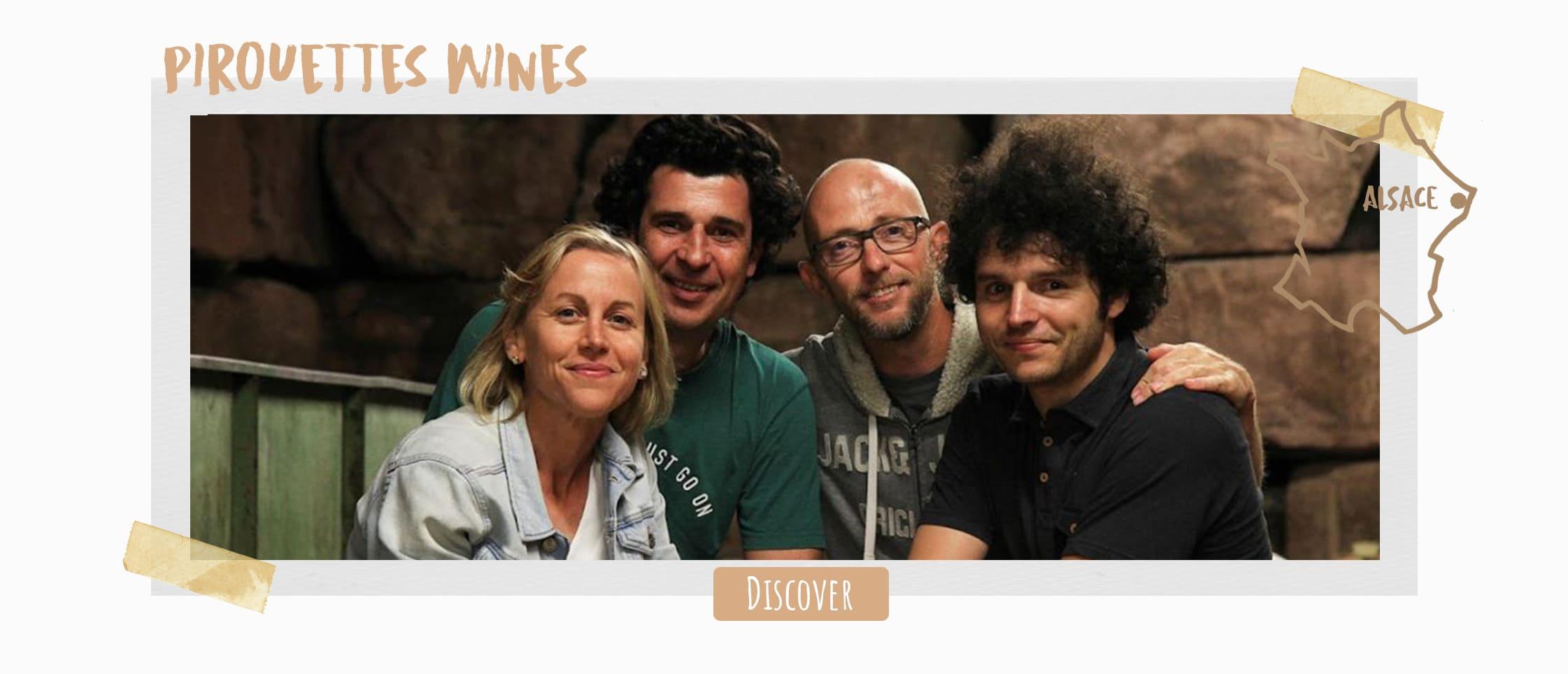 Pirouettes wines