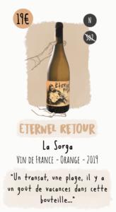 Eternel retour - La Sorga