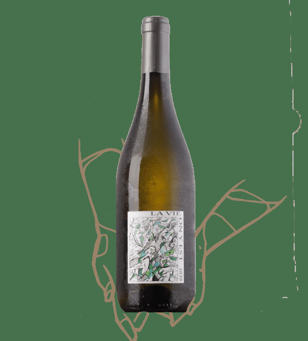 La vie on y est vin naturel de Gramenon