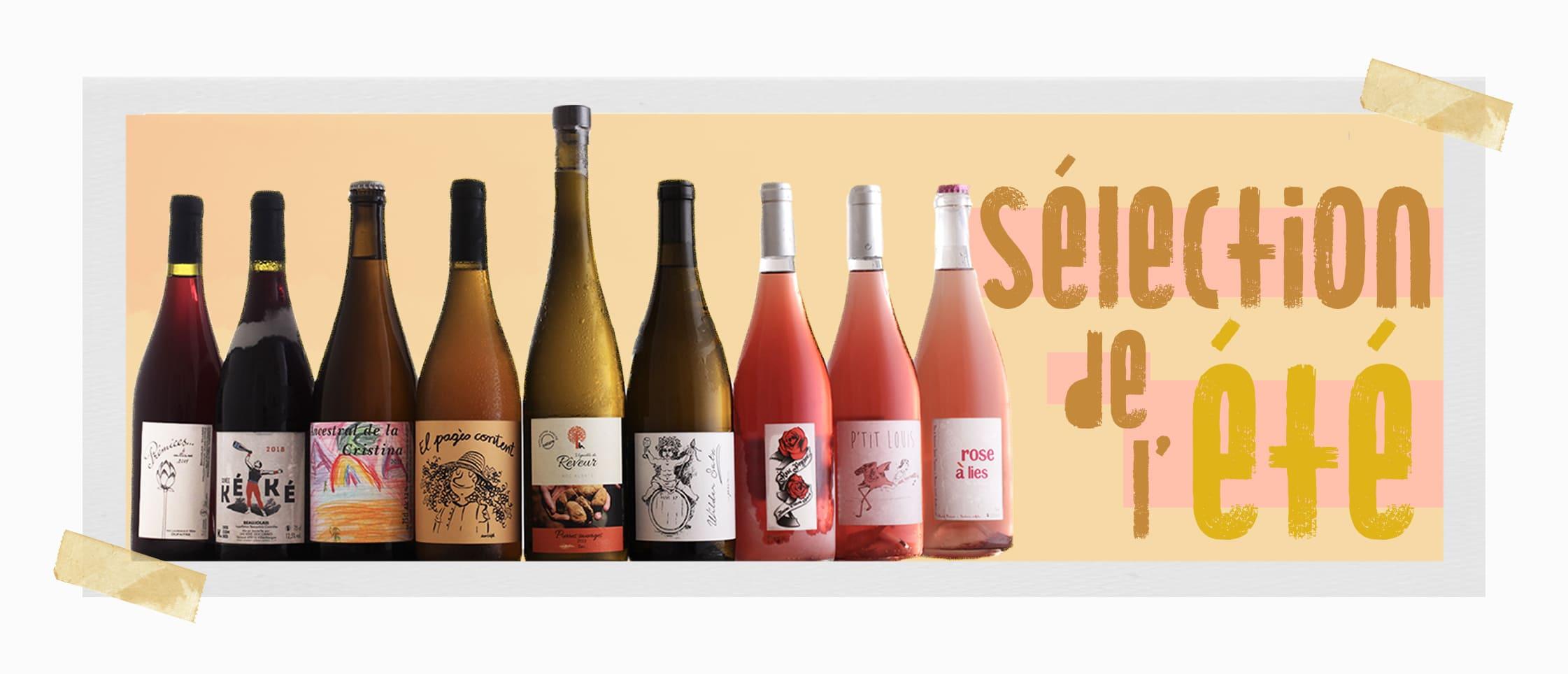 vin pour l'été