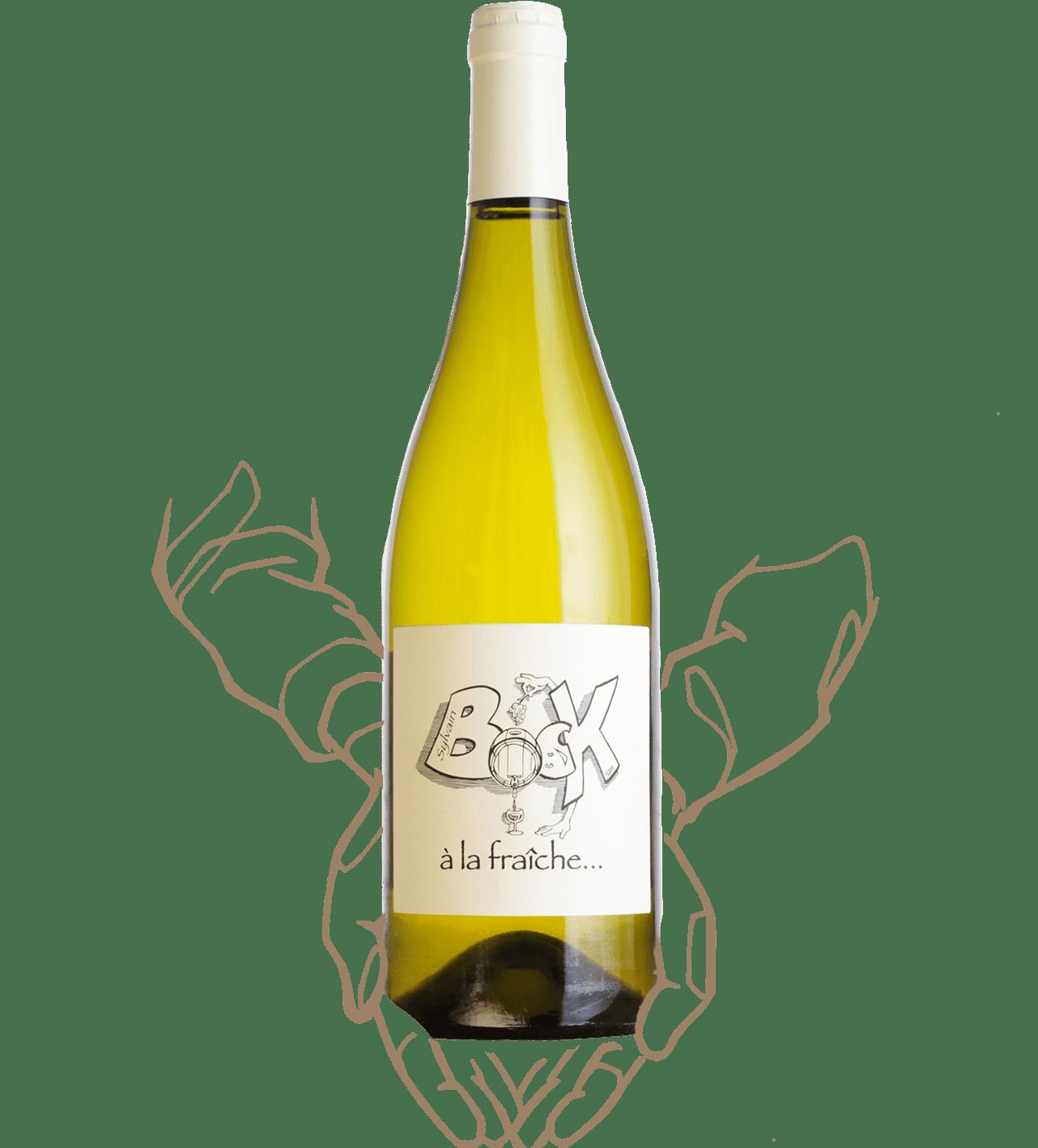 Sylvain Bock, à la fraîche, vin nature