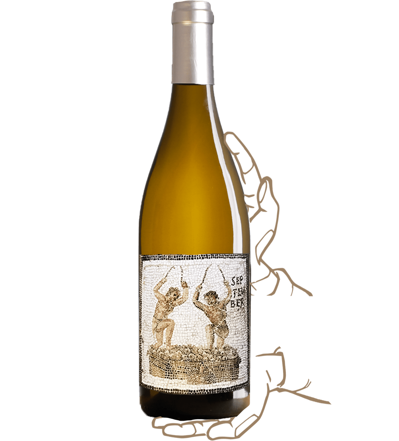 janus est un vin nature biodynamique du domaine de l'écu