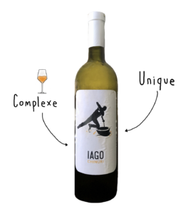 IAGO' WINE - CHINURI - Vin géorgien