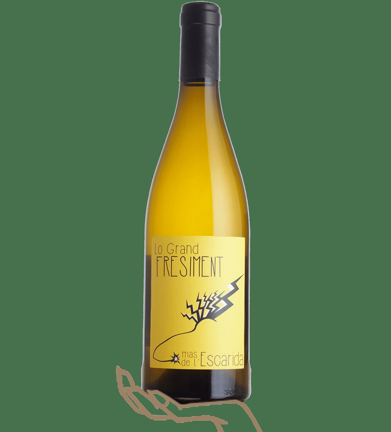 Lo Grand Fresiment du Mas de l'Escarida est un vin nature