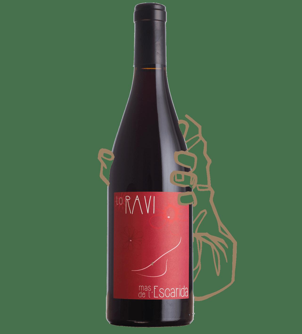 Lo Ravi du Mas de l'Escarida est un vin nature