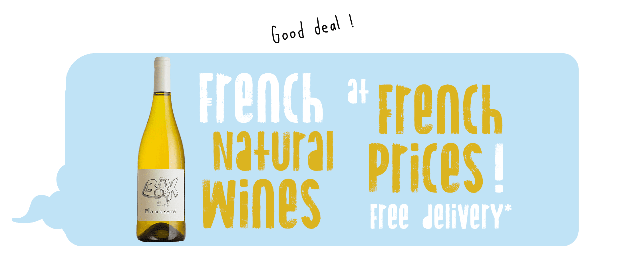 French natural wine