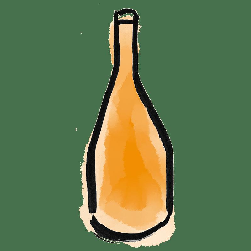 Logo vin orange